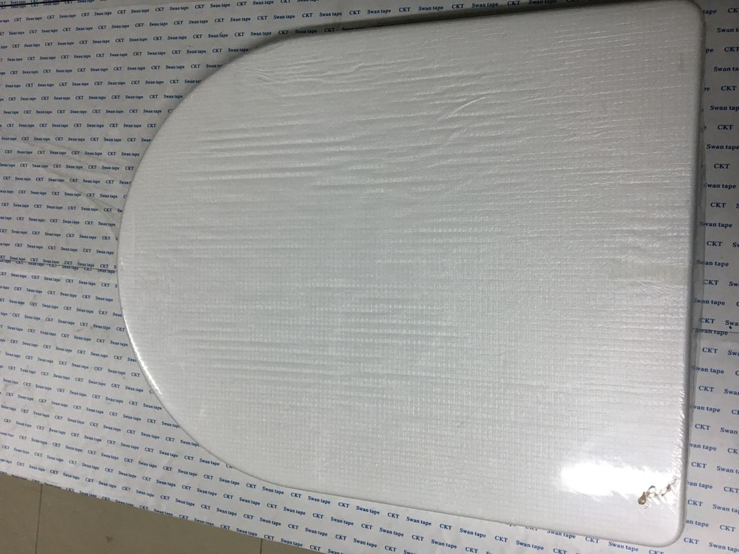 PP Material Soft Close Toilet Seat Lid High Sealing Water Performance