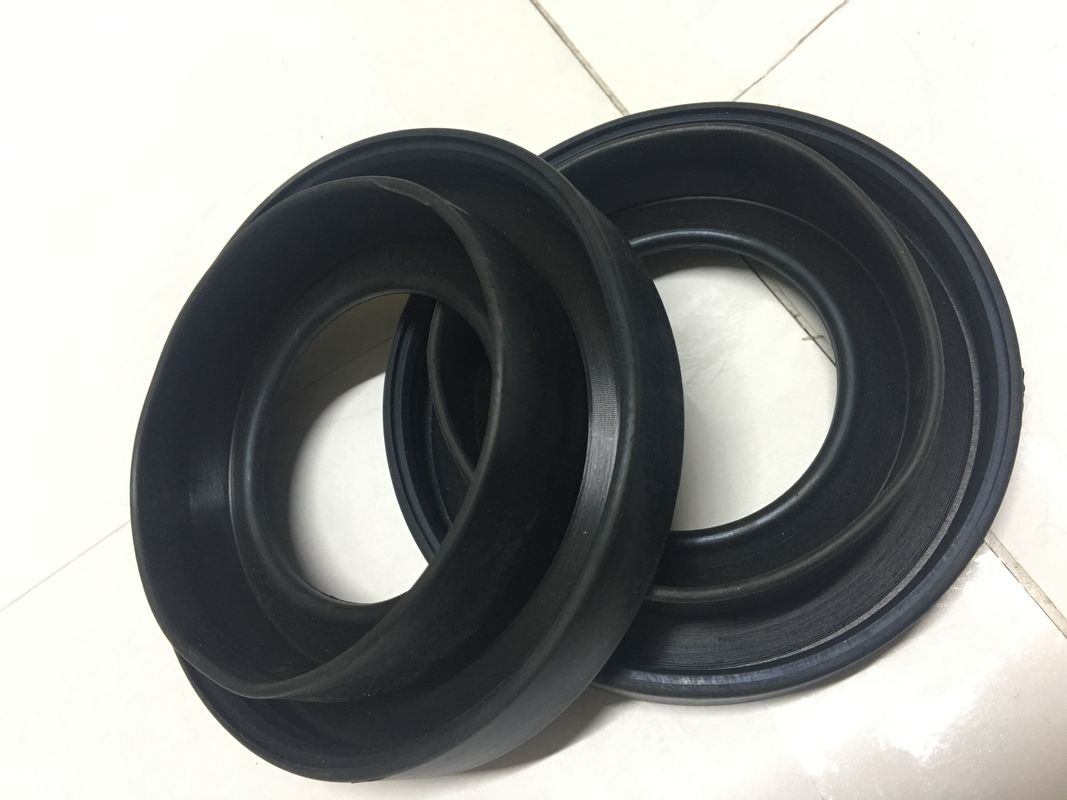 Corrosion Resistant Toilet Flush Rubber Seal Gasket With No Deformation Leakage Free
