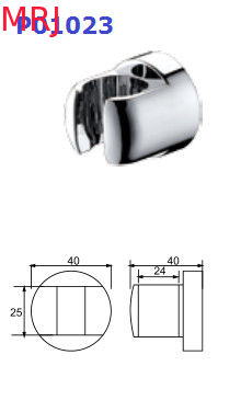 Plastic Wall Bracket Of Toilet Hand Faucet Bidets & Showers