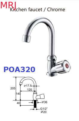 Kitchen Ceramic White Metering Toilet Hand Faucet